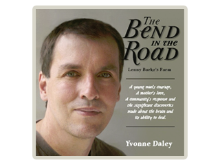 The Bend in The Road by Yvonne Daley